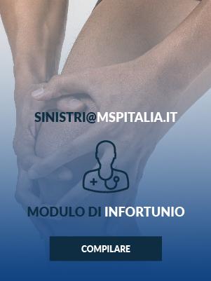 MSP Italia Denuncia Infortunio